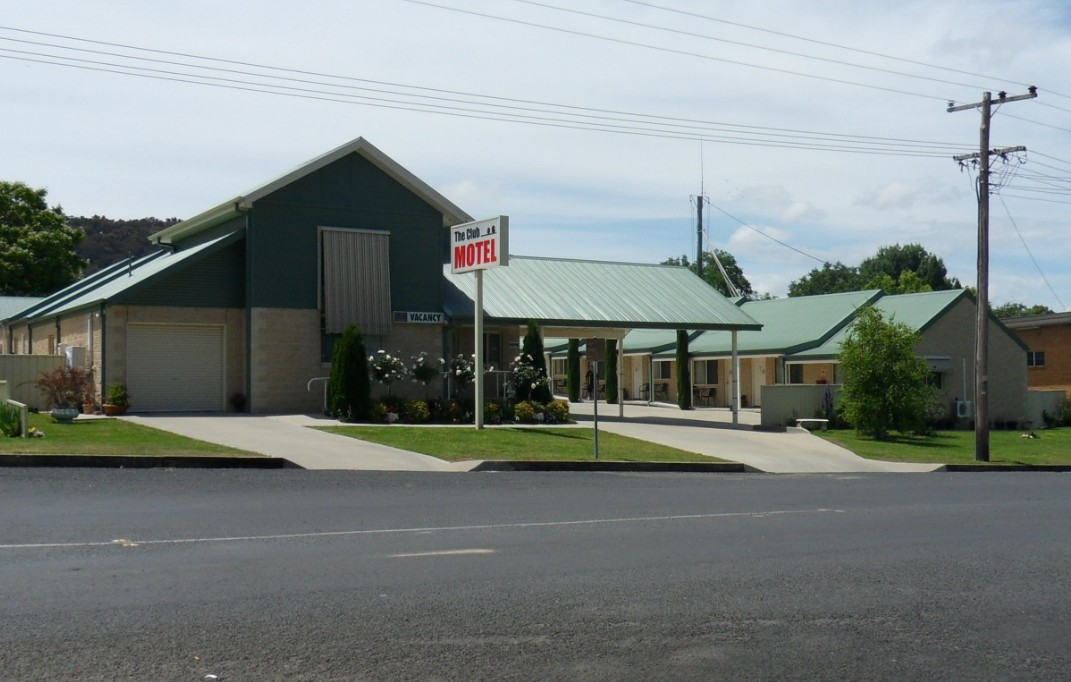 Club Motel Tumbarumba - Accommodation Perth