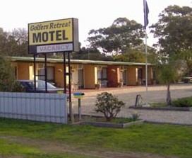 Golfers Retreat Motel - Accommodation Perth
