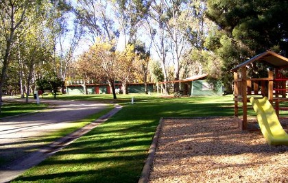Corowa Caravan Park - Accommodation Perth