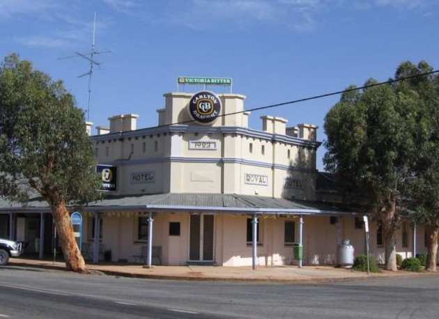 Royal Hotel Grong Grong - Accommodation Perth