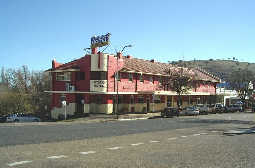 Criterion Hotel Gundagai - Accommodation Perth