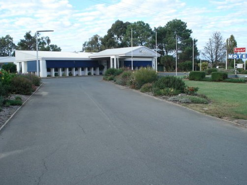 Byer Fountain Motor Inn - Accommodation Perth