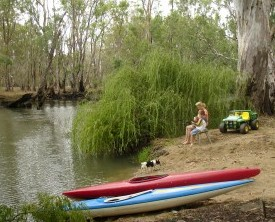Gulpa Retreat Tourist Park - Accommodation Perth