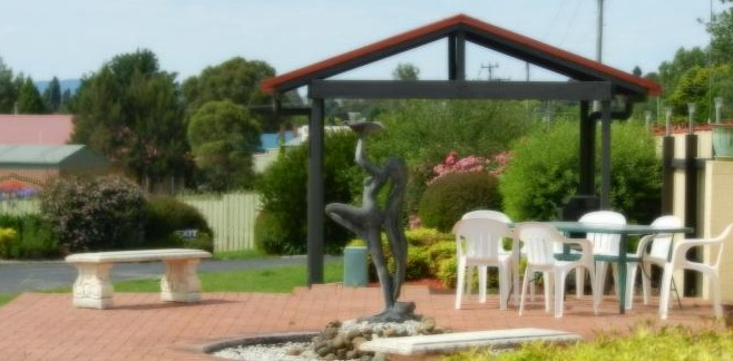 Clansman Motel - Accommodation Perth