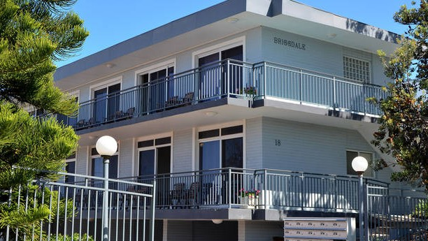 Beach Studio on Bombo - Accommodation Perth