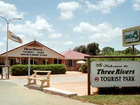 Mundubbera Three Rivers Tourist Park - Accommodation Perth
