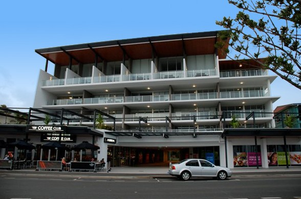 Echelon Apartments Yeppoon - Accommodation Perth