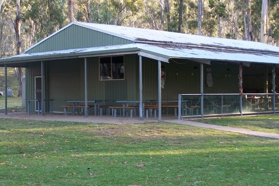 Goomburra Valley Campground