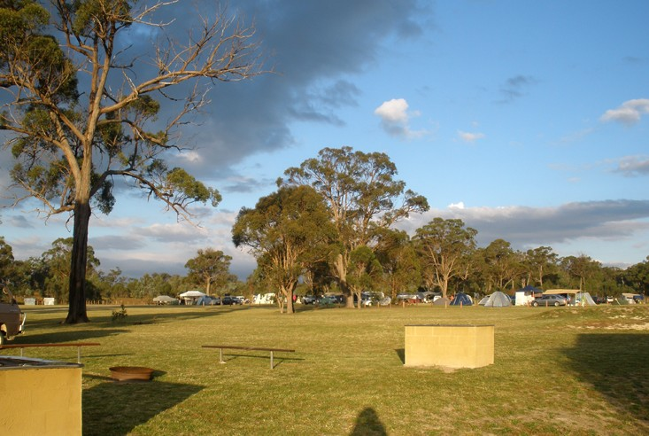 Sommerville Valley Tourist Park - Accommodation Perth