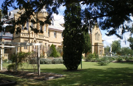 Abbey Of The Roses Boutique Heritage Guesthouse - Accommodation Perth