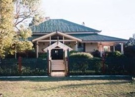 Grafton Rose Bed and Breakfast - Accommodation Perth