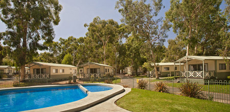Crystal Brook Tourist Park - Accommodation Perth