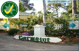 Carmelot Bed  Breakfast - Accommodation Perth