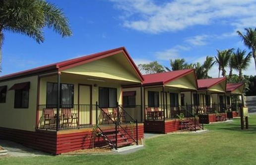 Big 4 Capricorn Palms Holiday Village - Accommodation Perth