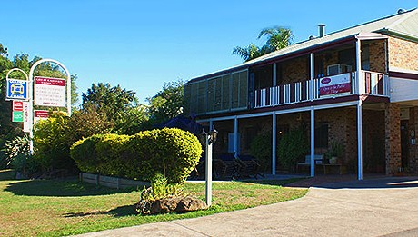 Great Eastern Motor Inn - Accommodation Perth