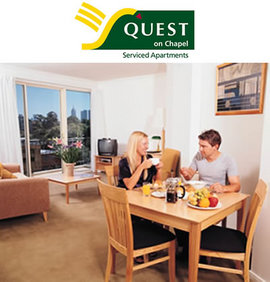 Quest On Chapel - Accommodation Perth