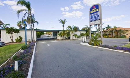 Best Western Hospitality Inn Geraldton - Accommodation Perth