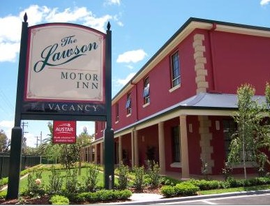 The Lawson Motor Inn - Accommodation Perth