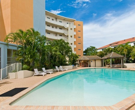 Rays Resort Apartments - Accommodation Perth