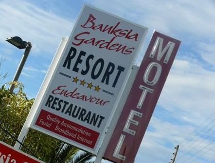 Banksia Gardens Resort Motel - Accommodation Perth