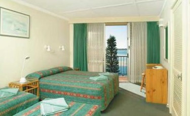 Mid Pacific Motel - Accommodation Perth