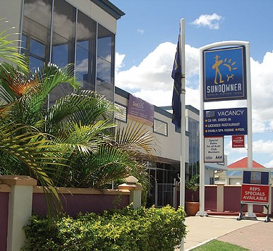 Sundowner Chain Motor Inn Rockhampton - Accommodation Perth