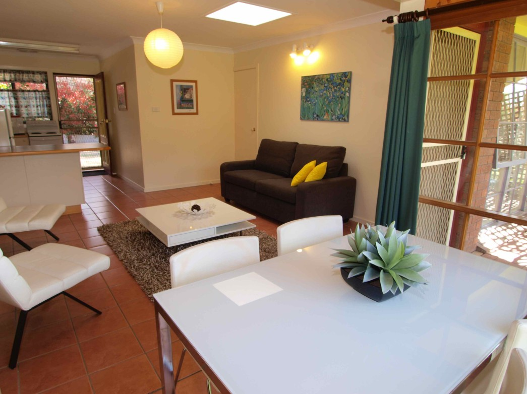 Bright Highland Valley Cottages - Accommodation Perth