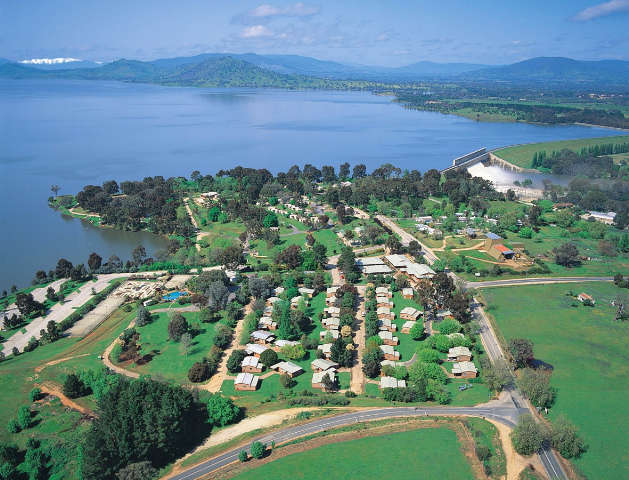 Lake Hume Resort - Accommodation Perth