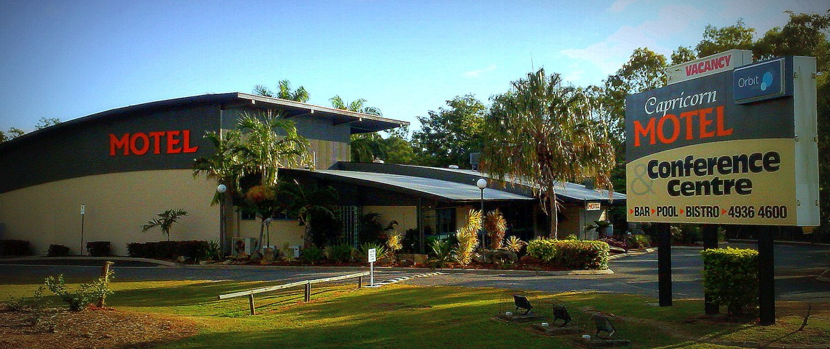 Capricorn Motel  Conference Centre - Accommodation Perth
