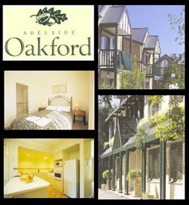 Adelaide Oakford Apartments - Accommodation Perth