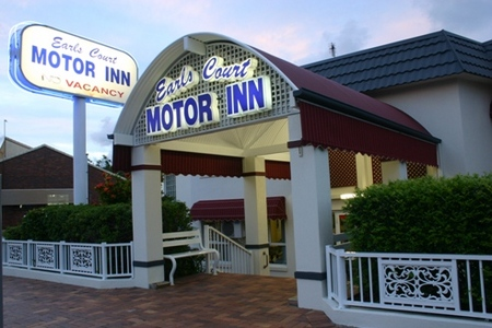 Earls Court Motor Inn - Accommodation Perth