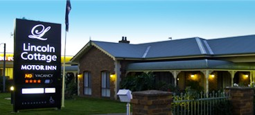 Lincoln Cottage Motor Inn - Accommodation Perth
