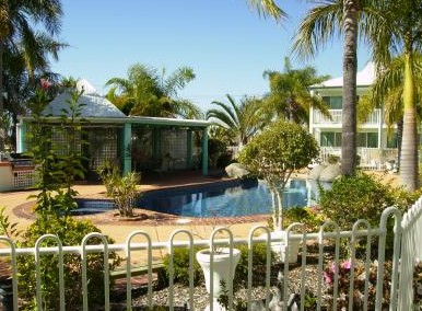 Reef Adventureland Motor Inn - Accommodation Perth