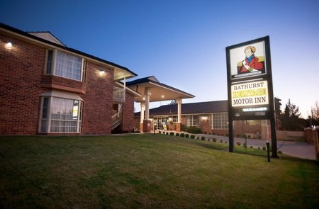 Bathurst Heritage Motor Inn - Accommodation Perth