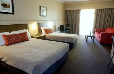 Parklands Resort & Conference Centre Mudgee