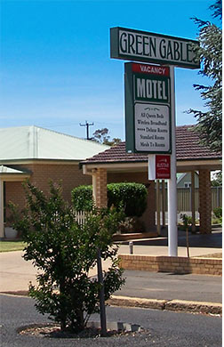 Green Gables Motel - Accommodation Perth