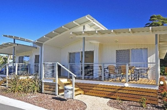 BIG4 Easts Beach Holiday Park - Accommodation Perth