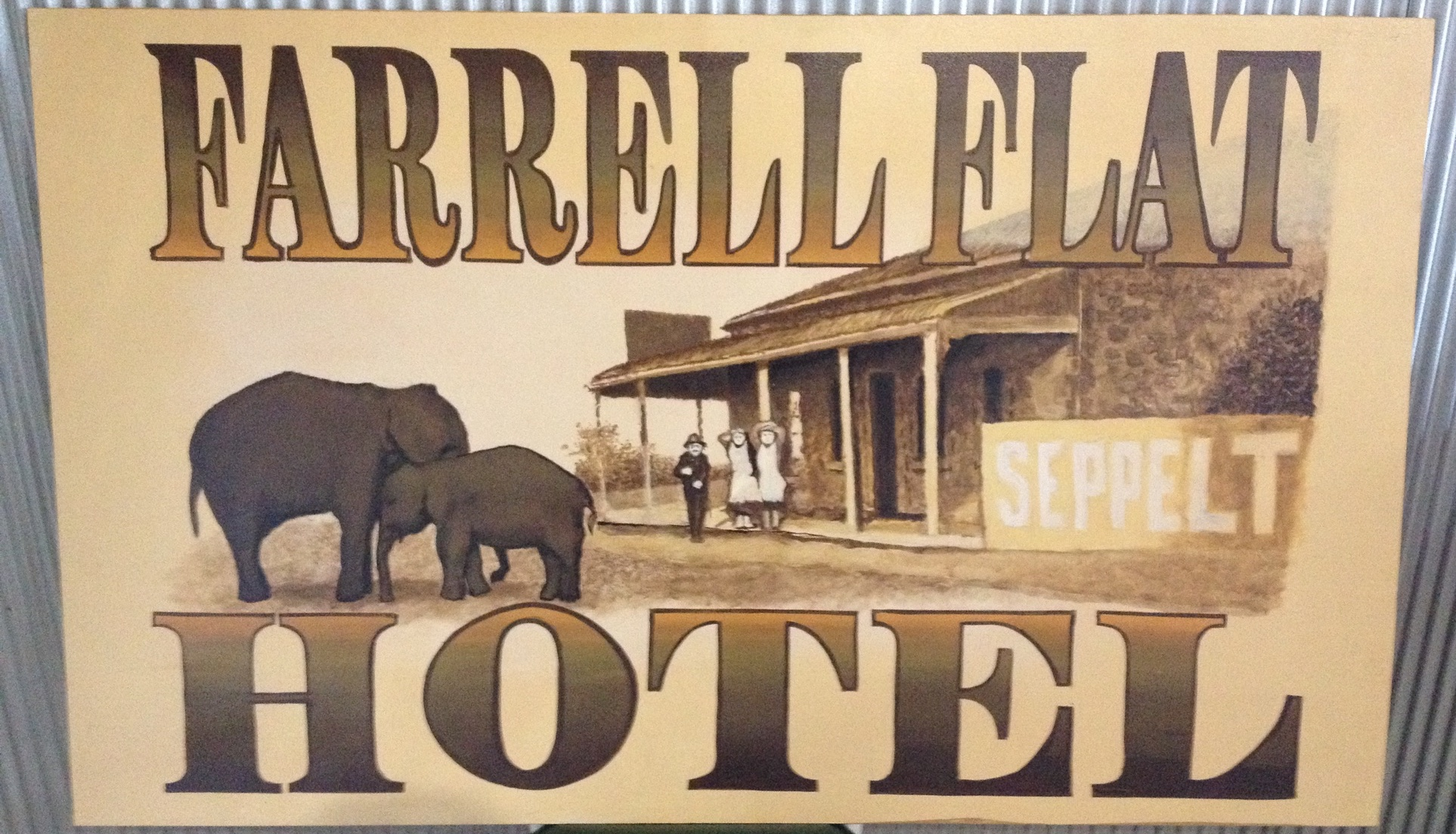 Farrell Flat Hotel South Australia - Accommodation Perth