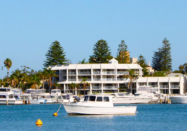Pier 21 Apartment Hotel Fremantle - Accommodation Perth