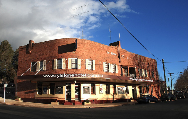 Rylstone Hotel - Accommodation Perth