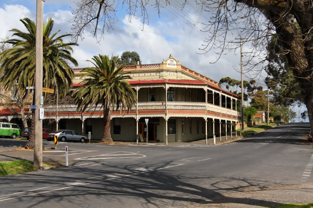 The Midland Hotel Castlemaine
