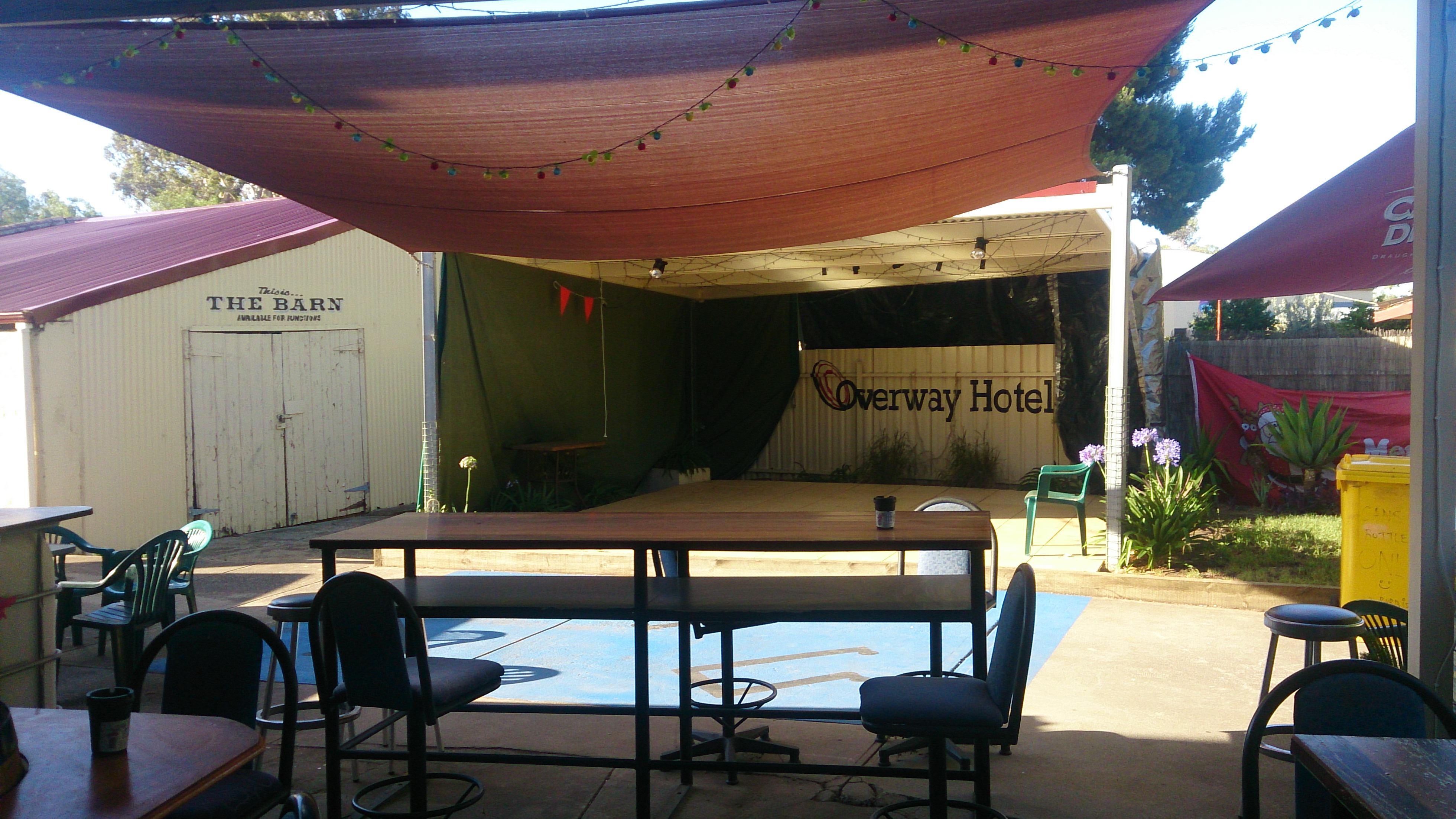Overway Hotel - Accommodation Perth