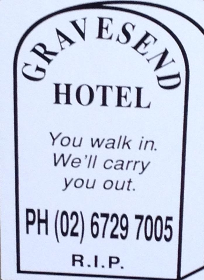 Gravesend Hotel - Accommodation Perth