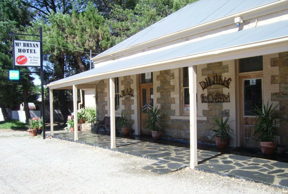 Mount Bryan Hotel - Accommodation Perth