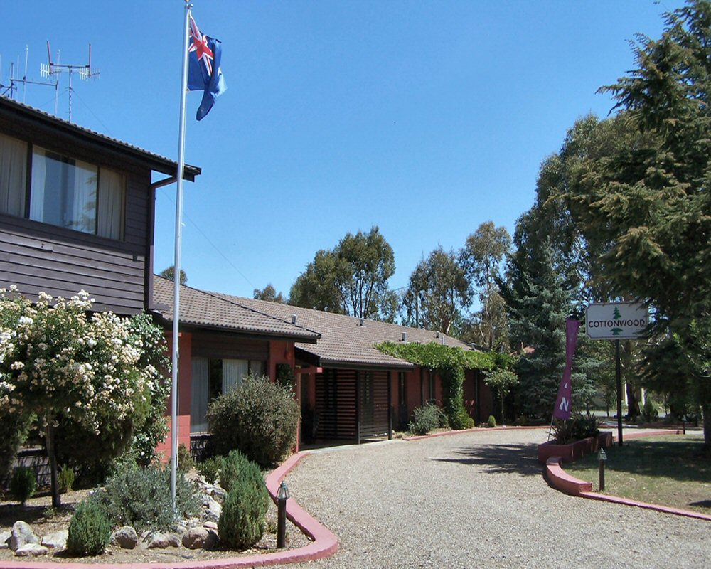 Cottonwood Lodge Motel - Accommodation Perth