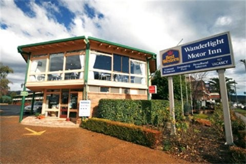 Wanderlight Motor Inn - Accommodation Perth