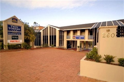 Twin Towers Inn - Accommodation Perth