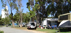 Elliston Caravan Park - Accommodation Perth