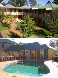 Pioneer Motel Kangaroo Valley - Accommodation Perth