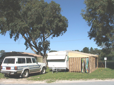 Waterloo Bay Tourist Park - Accommodation Perth